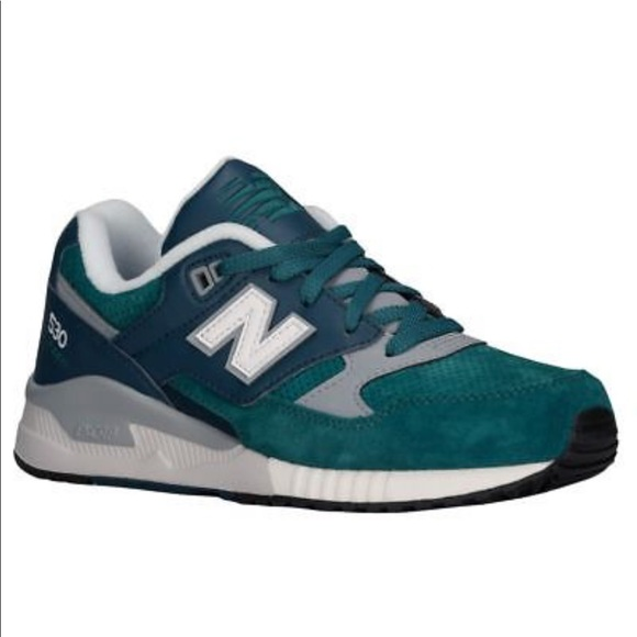 new balance encap green